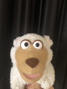 Billie The Sheep