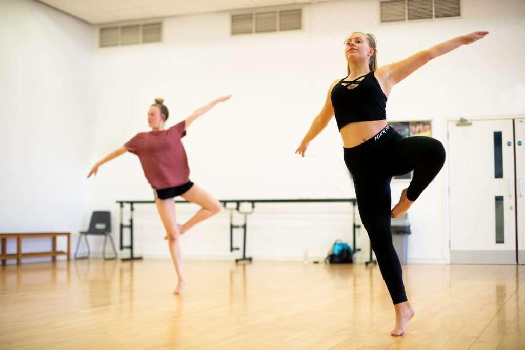 Contemporary dance in Norwich