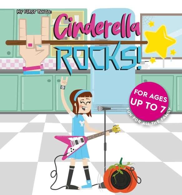 My First Panto: Cinderella Rocks